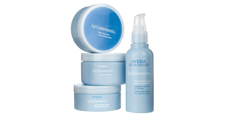 how to carry aveda products