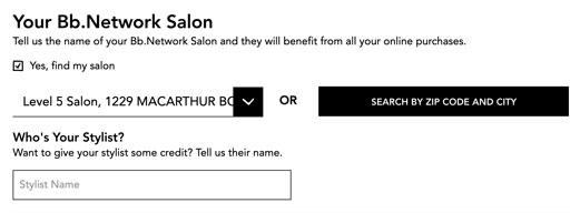 Your Bb.Network Salon